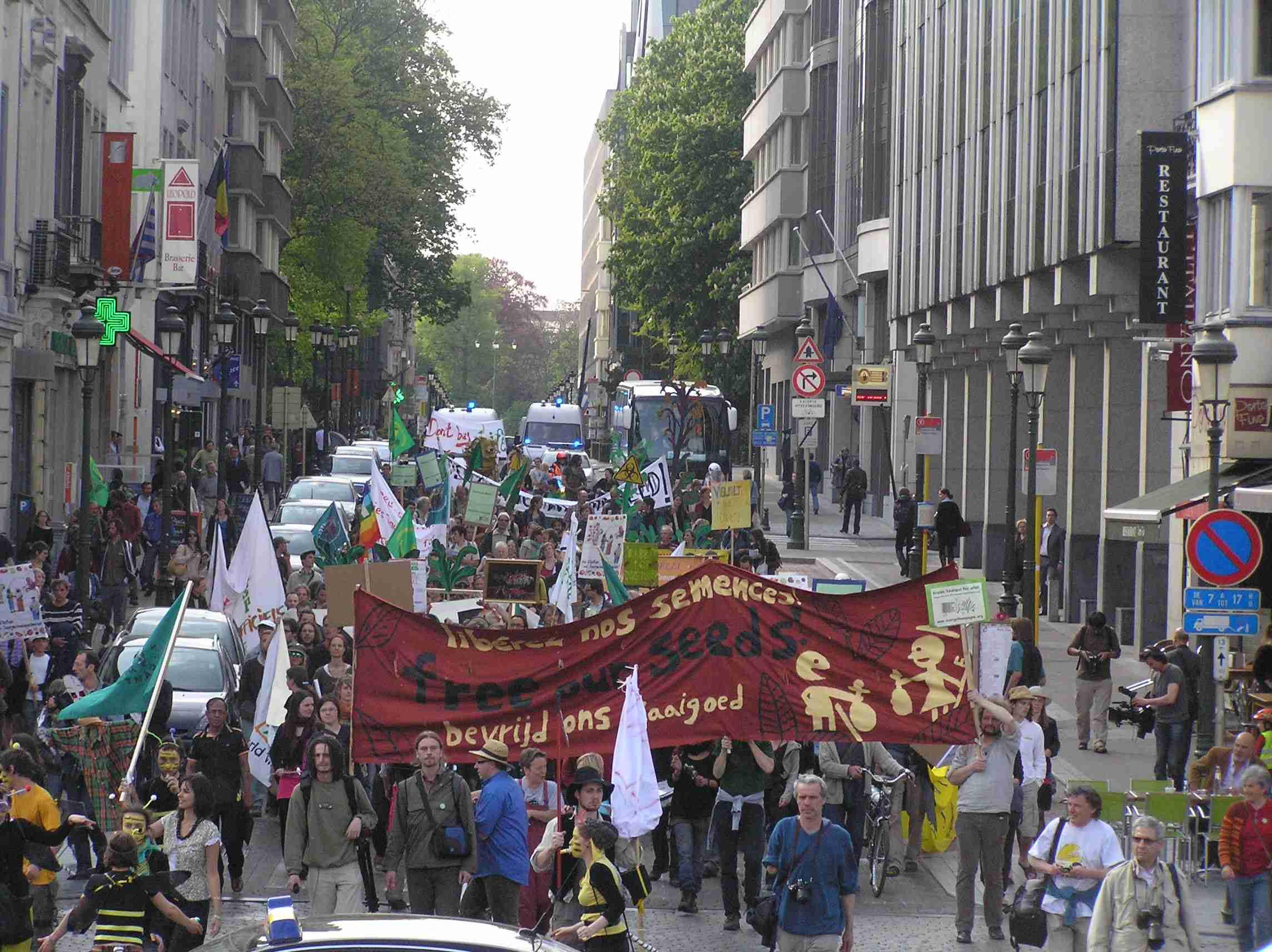 reclaim the streets danmark